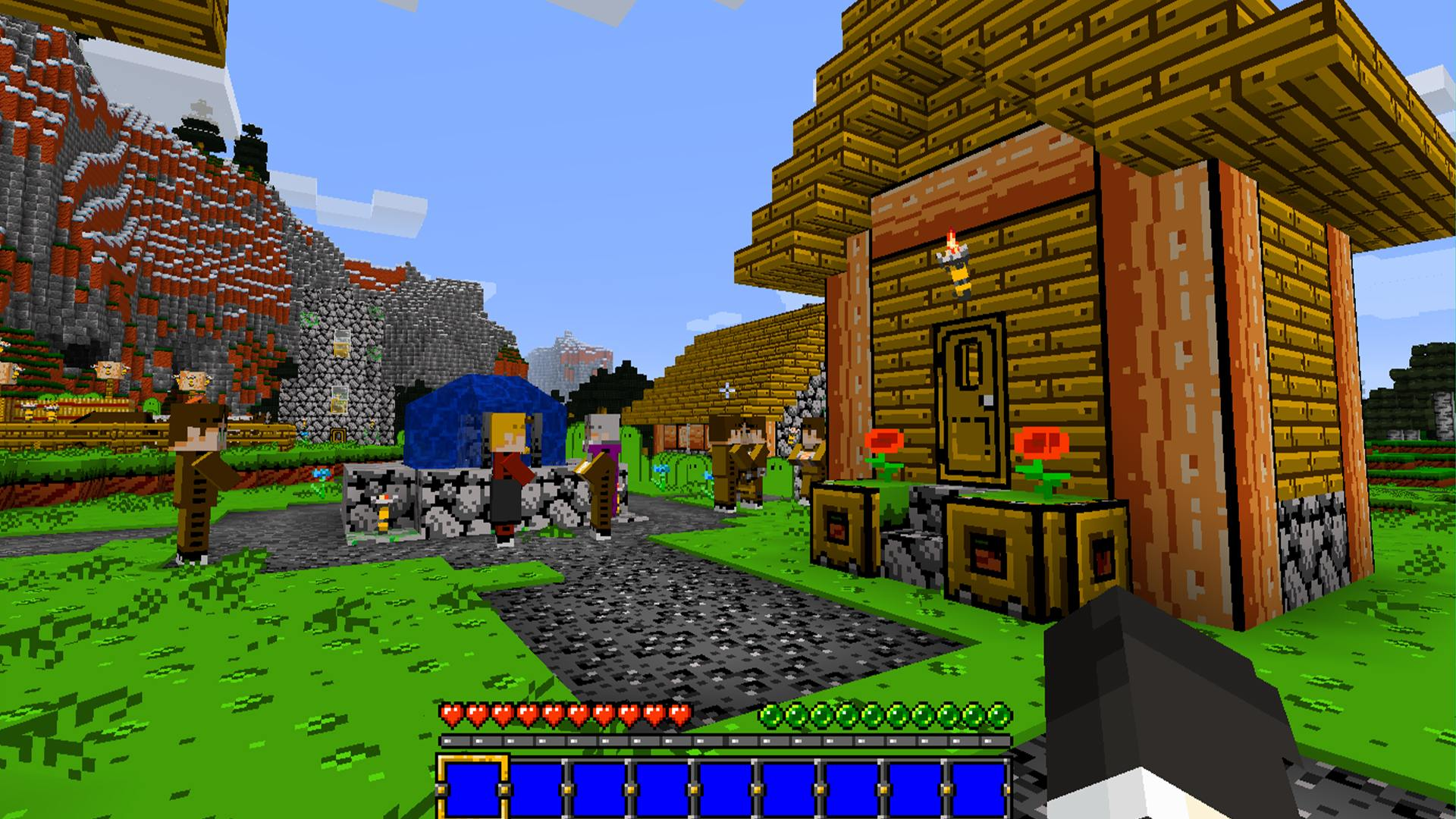 Best Minecraft Texture Packs For Java Edition In 2020 Pcgamesn