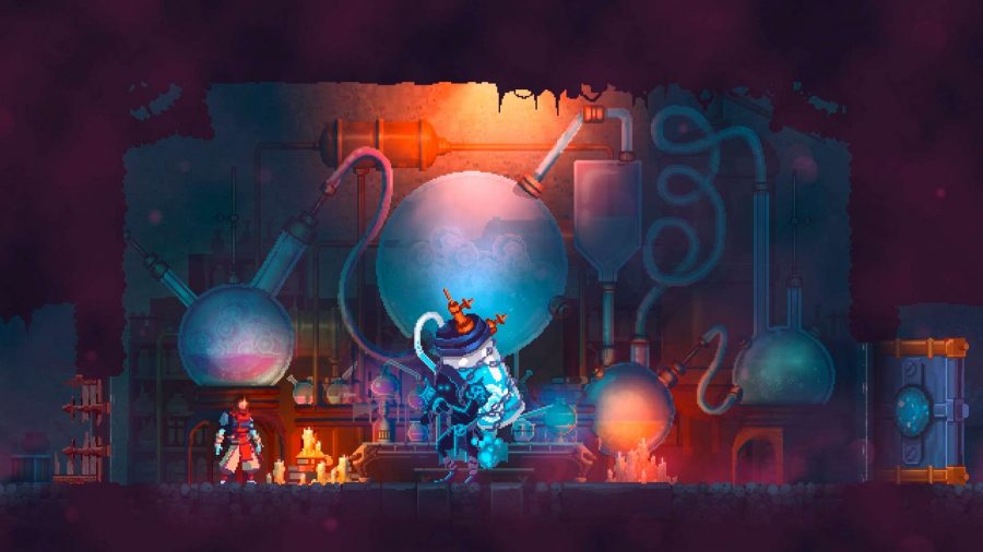 Best roguelike games - Dead Cells laboratory