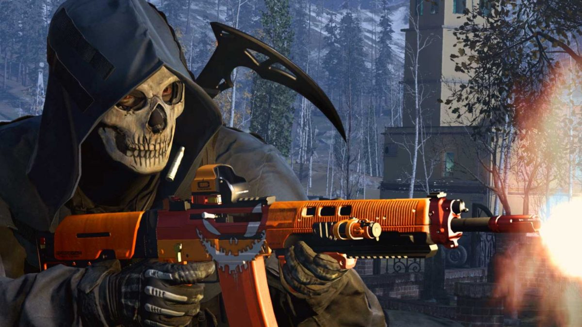 Call Of Duty Warzone Trick Or Treat Locations Where To Find All 16 Trick Or Treat Boxes Pcgamesn