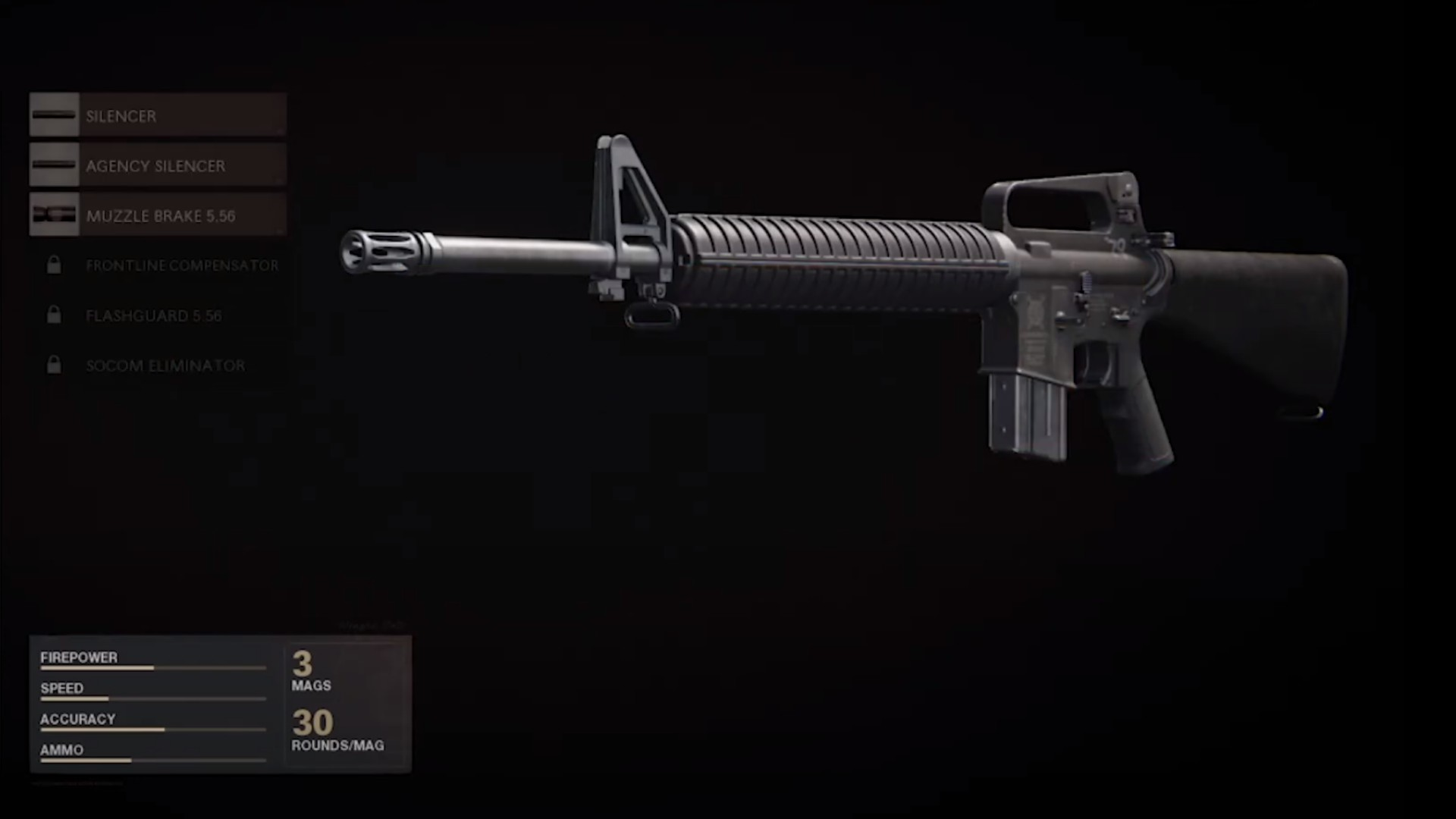 The best Call of Duty: Black Ops Cold War M16 loadout