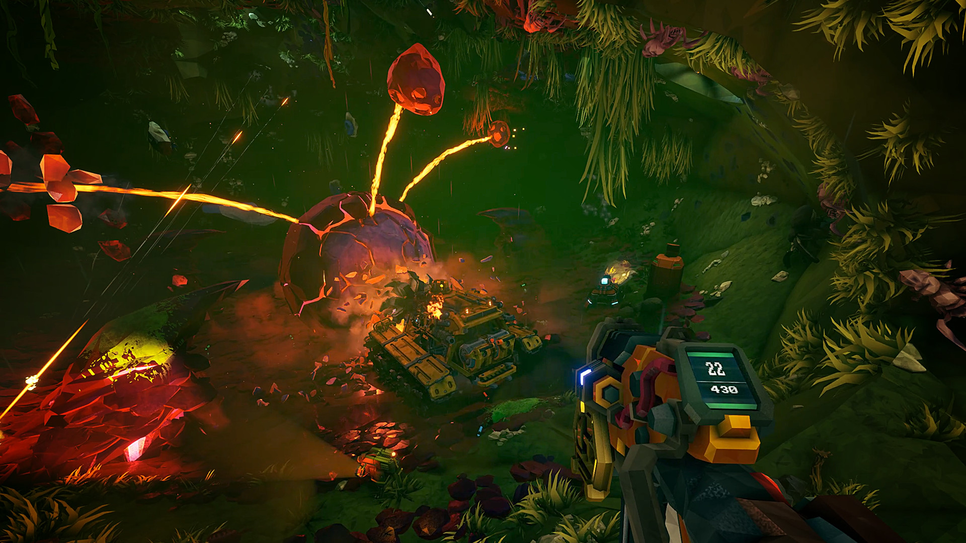 Deep Rock Galactic's first post-launch content drop arrives with two new missions