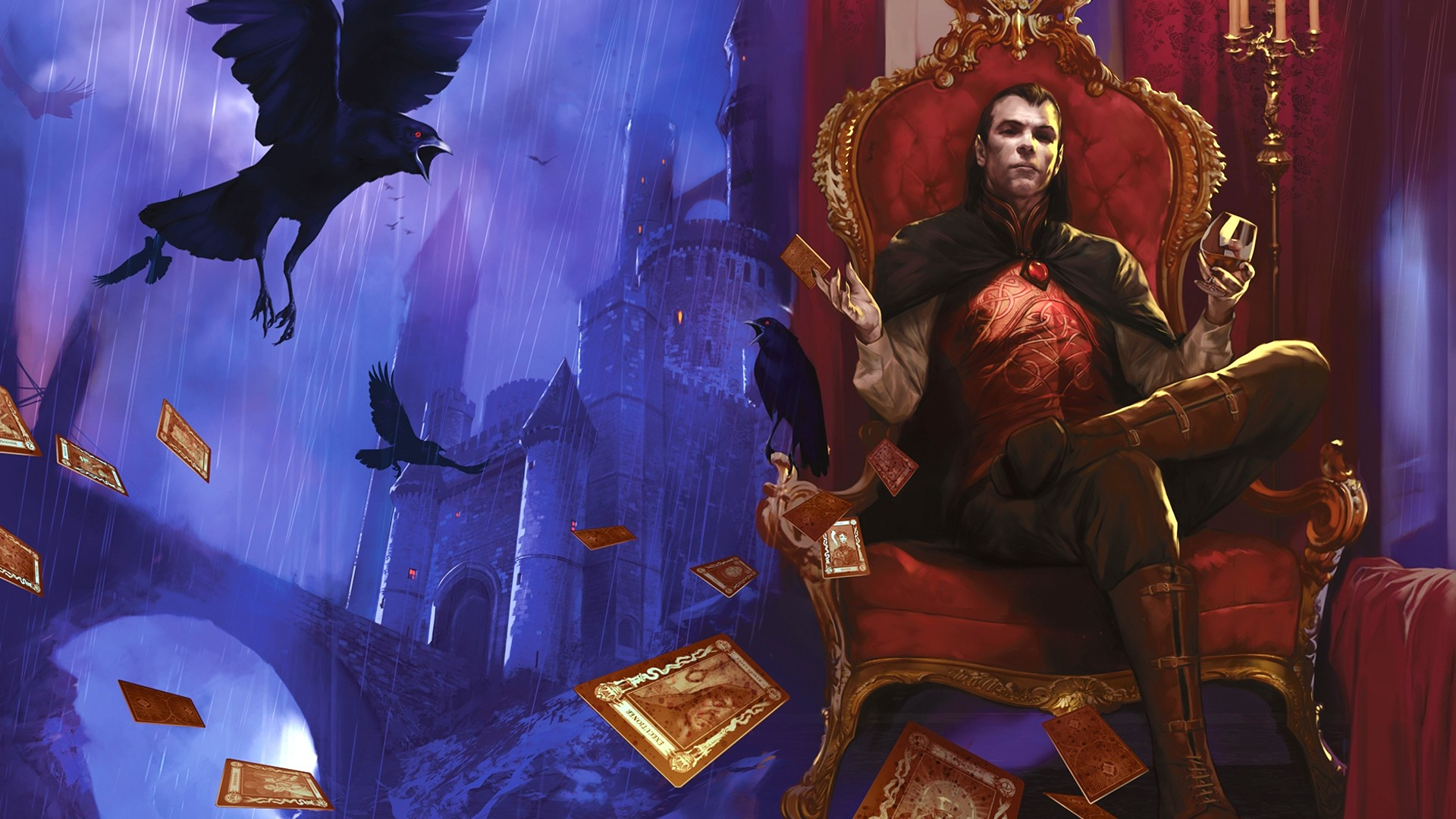 How Dungeons & Dragons helped people keep friendships alive during pandemic lockdowns