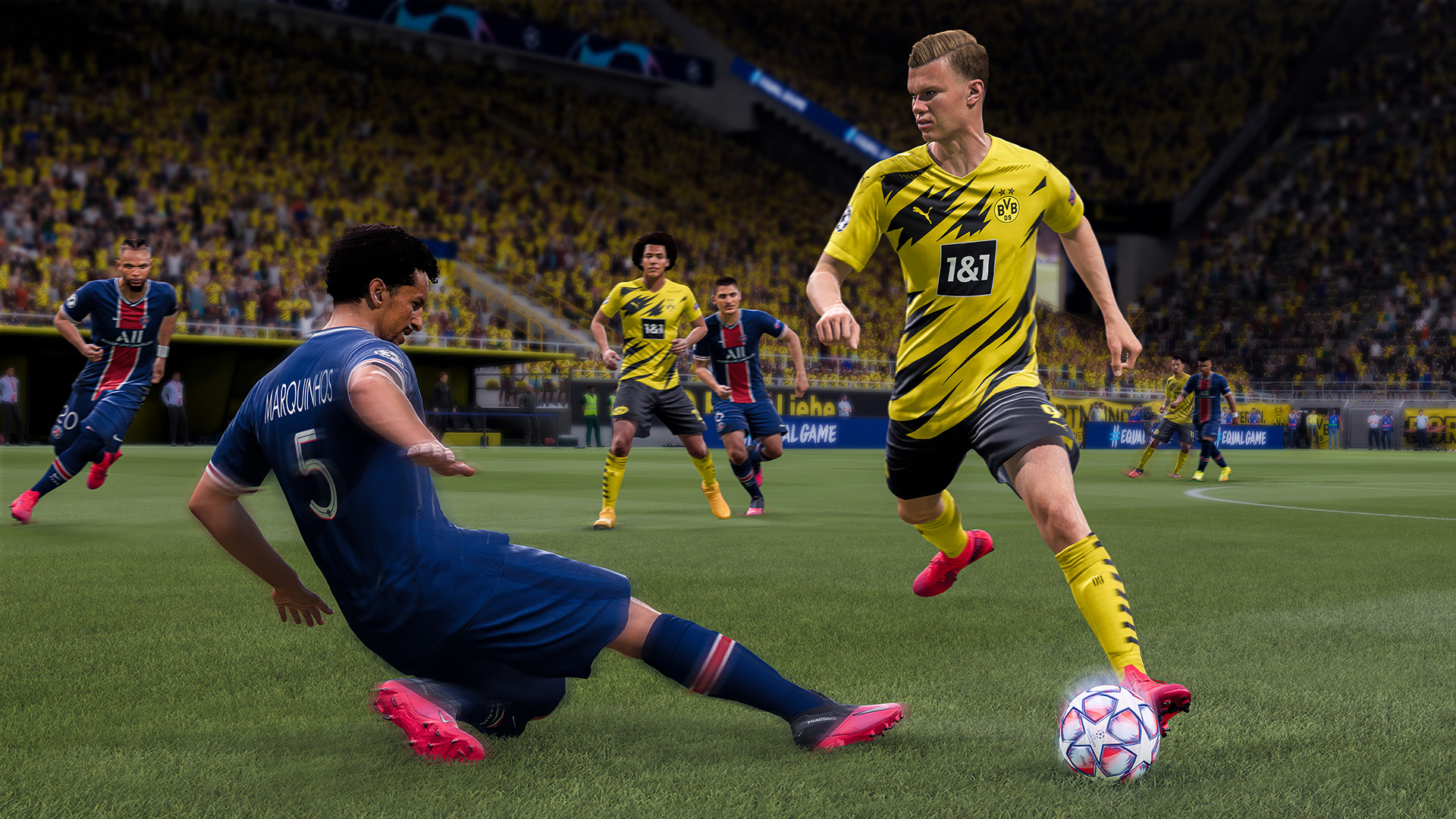 "EA: predatory scripting was ""never in FIFA, Madden, or NHL, and never will be"""