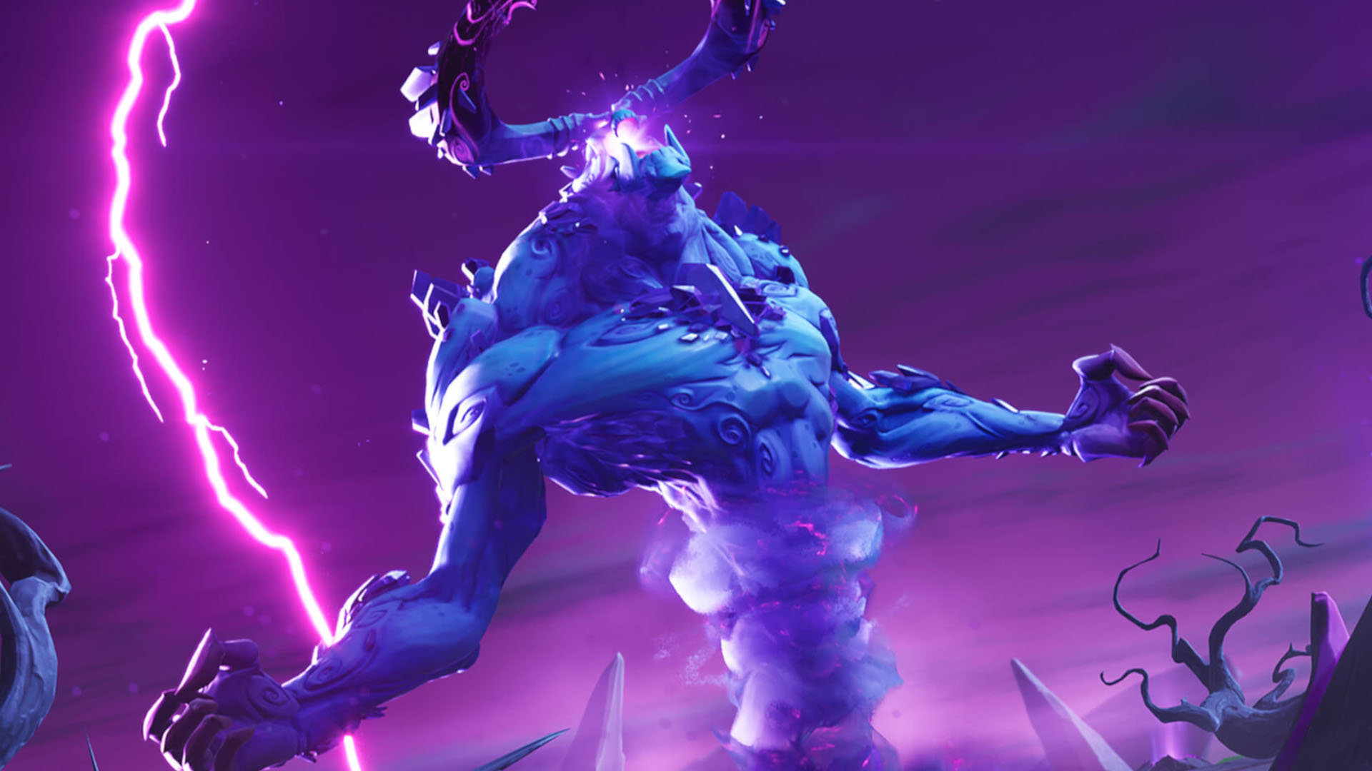 Fortnitemares Release Time Halloween Event Lands And Fortnite Install Size Drops 60gb Pcgamesn