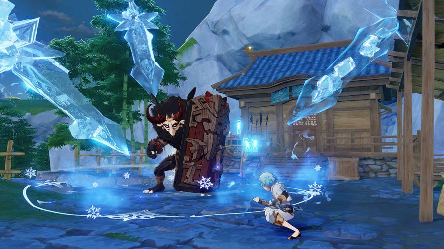 Бесплатные компьютерные игры Genshin Impact