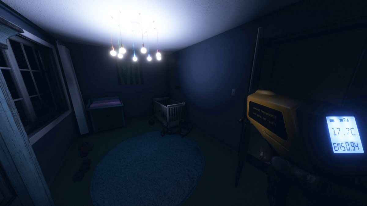 Games Like Phasmophobia The Best Ghost Games Pcgamesn