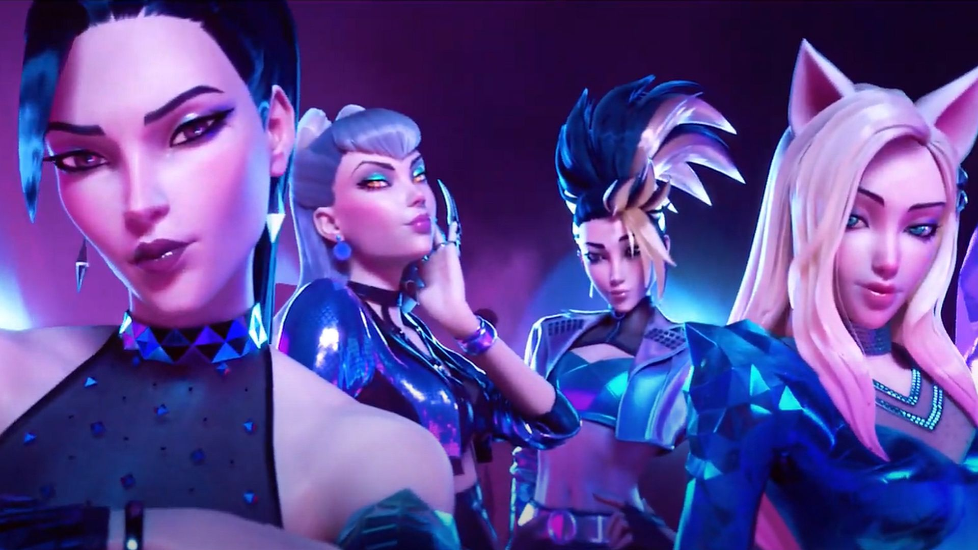 League of Legends group K/DA debuts new music clip – 'More' | PCGamesN