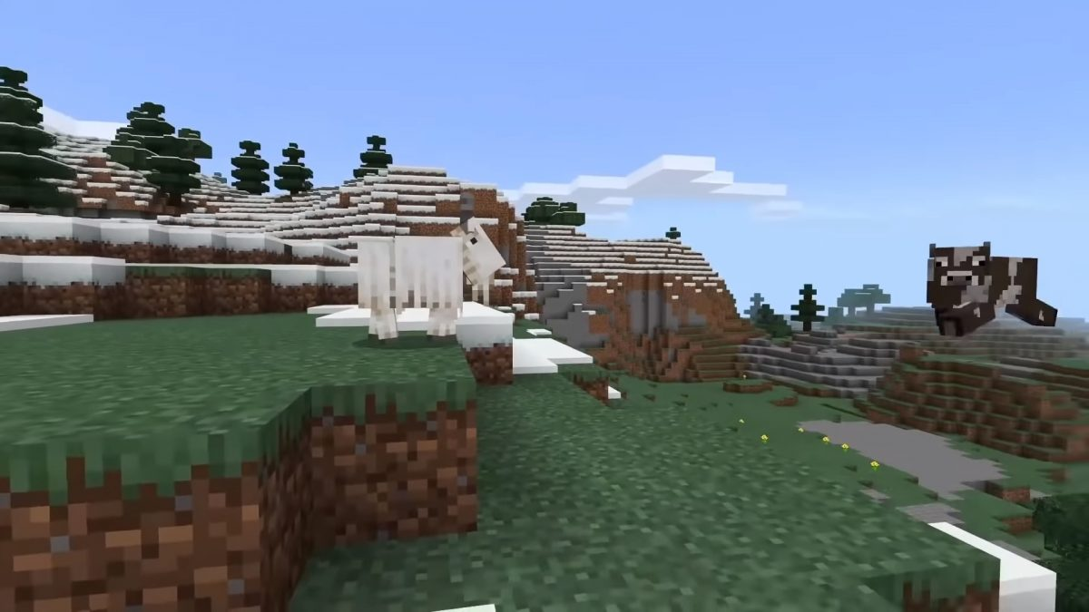 Minecraft 1 17 Update Everything We Know About Caves And Cliffs Pcgamesn