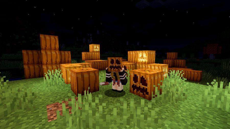 Minecraft pumpkin guide | PCGamesN