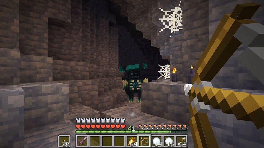 Minecraft Warden mob guide