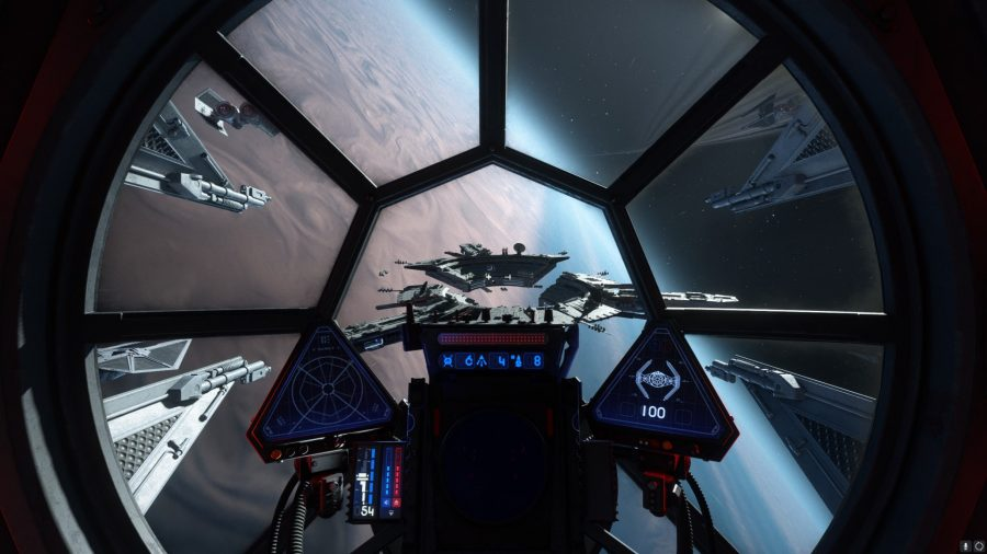 Star Wars: Squadrons review – I know a few manoeuvres | PCGamesN
