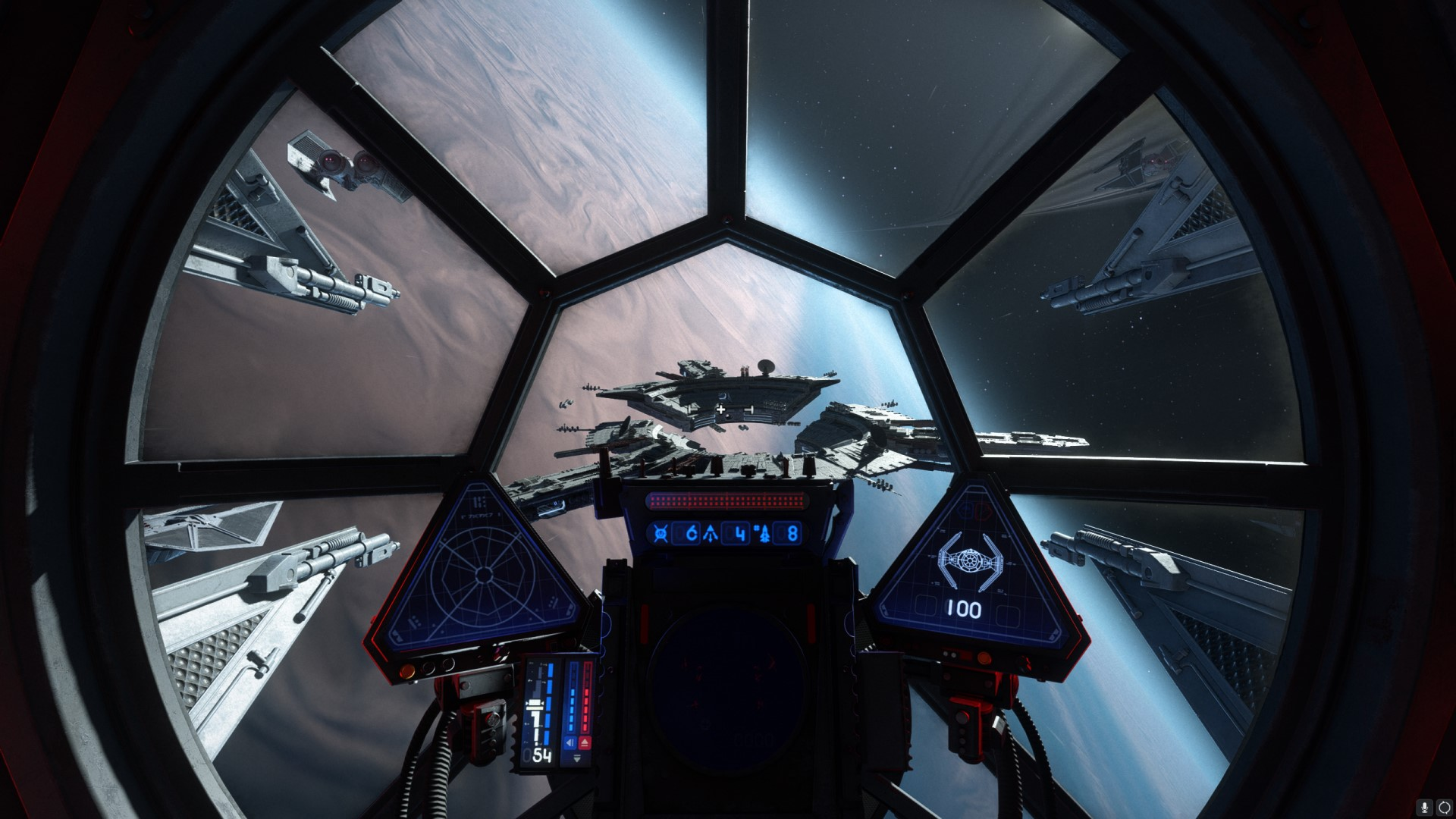 Star Wars Squadrons Review I Know A Few Manoeuvres Pcgamesn