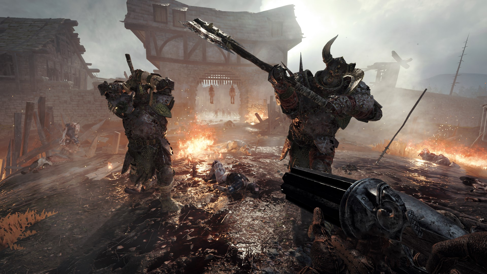 Vermintide 2 is free to play this weekend for the launch of Chaos Wastes