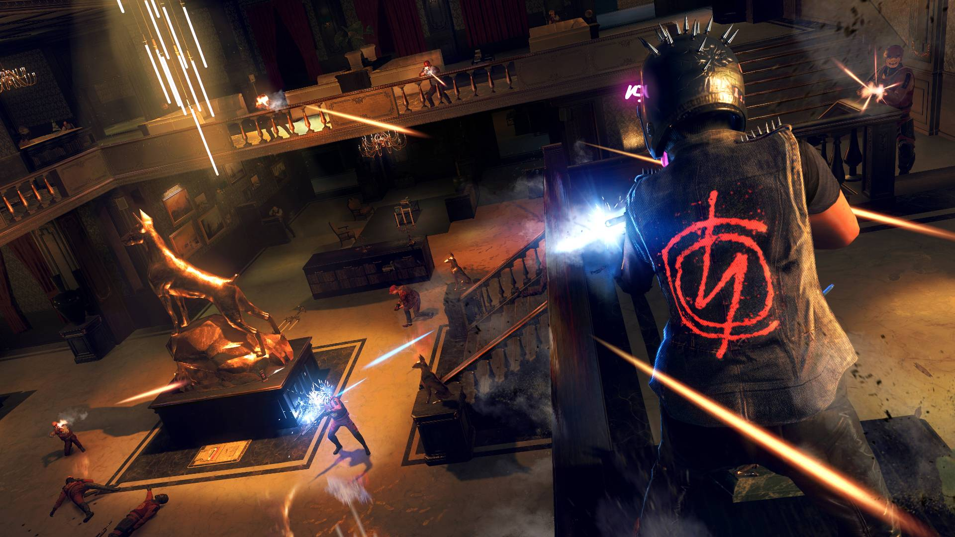 When does Watch Dogs Legion multiplayer come out? Online co-op release date and details