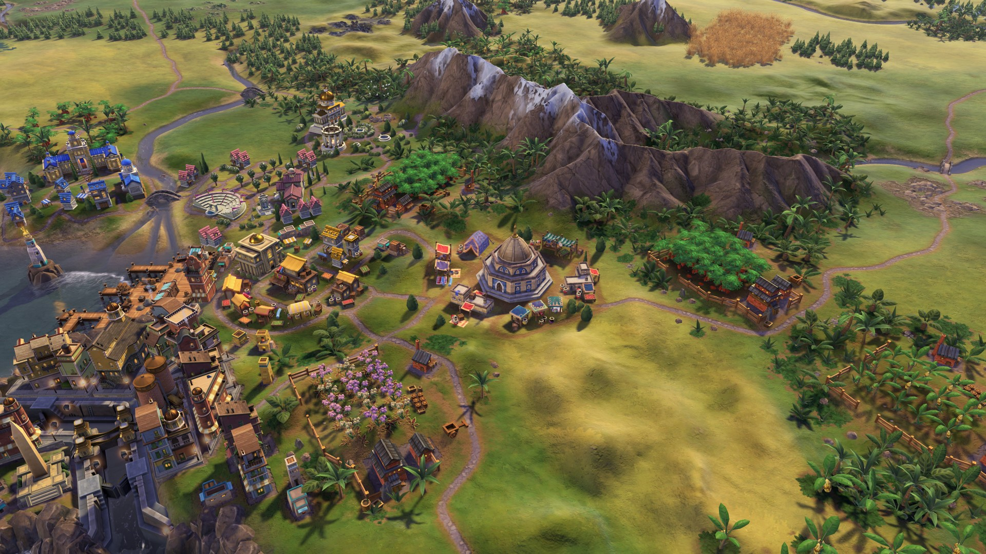"""This Civilization VI mod simplifies trade with """"quick deals"""""""