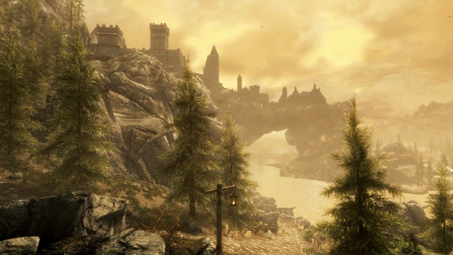 Skyrim College in Winterfell