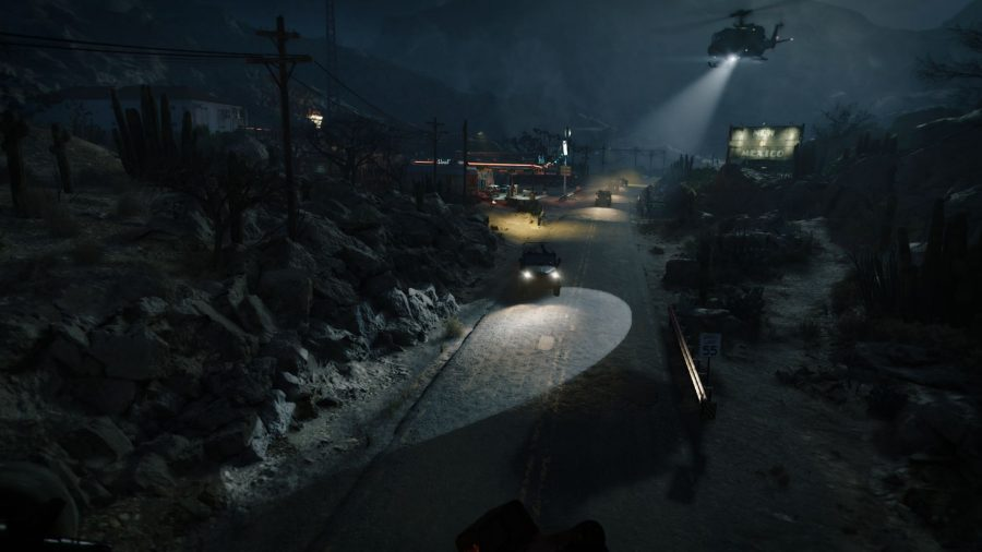 Operation Chaos - Call of Duty: Black Ops - Cold War