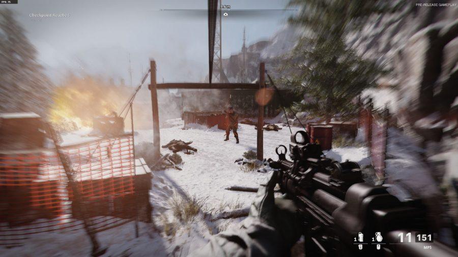 Call of Duty Black Ops Cold War weapon locker key