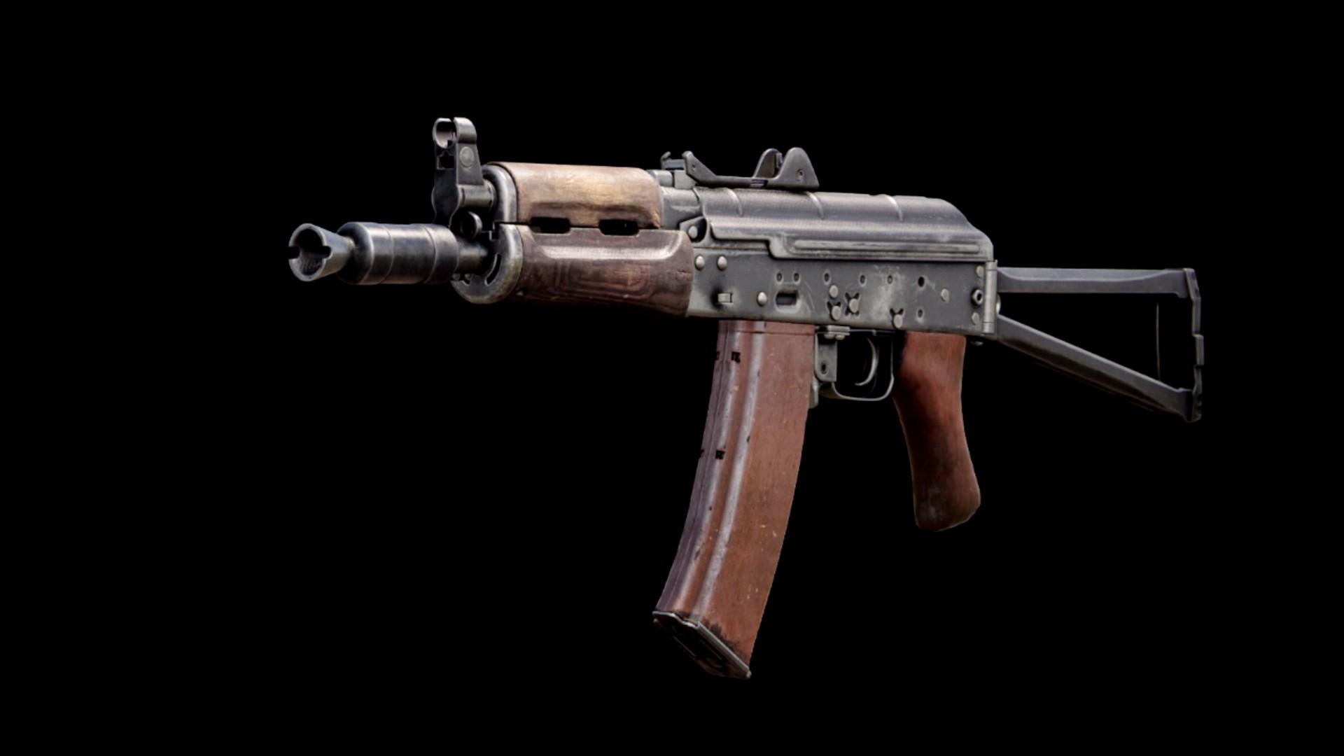 Best AK74u loadout in Black Ops Cold War