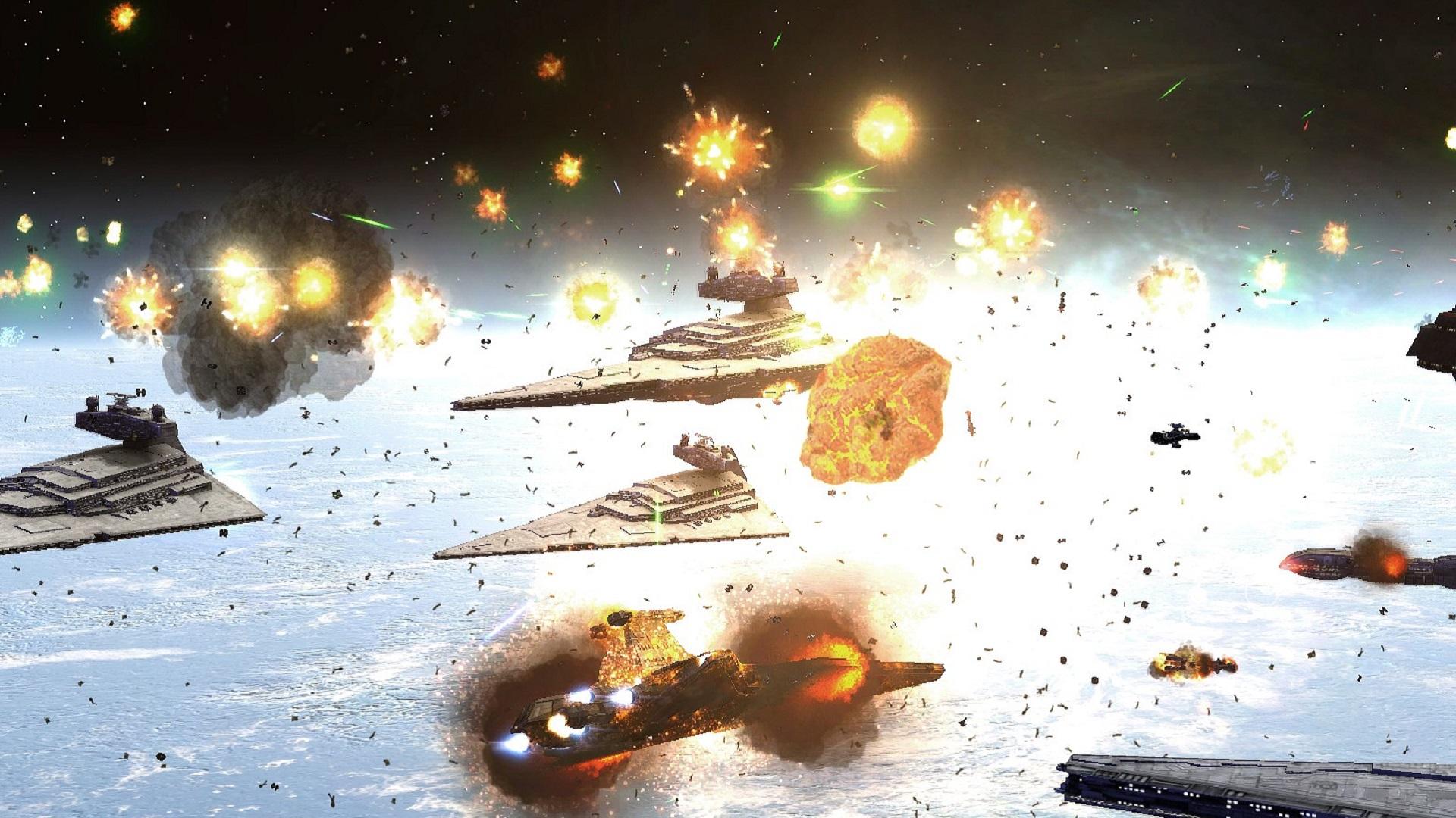 The best Star Wars: Empire at War mods