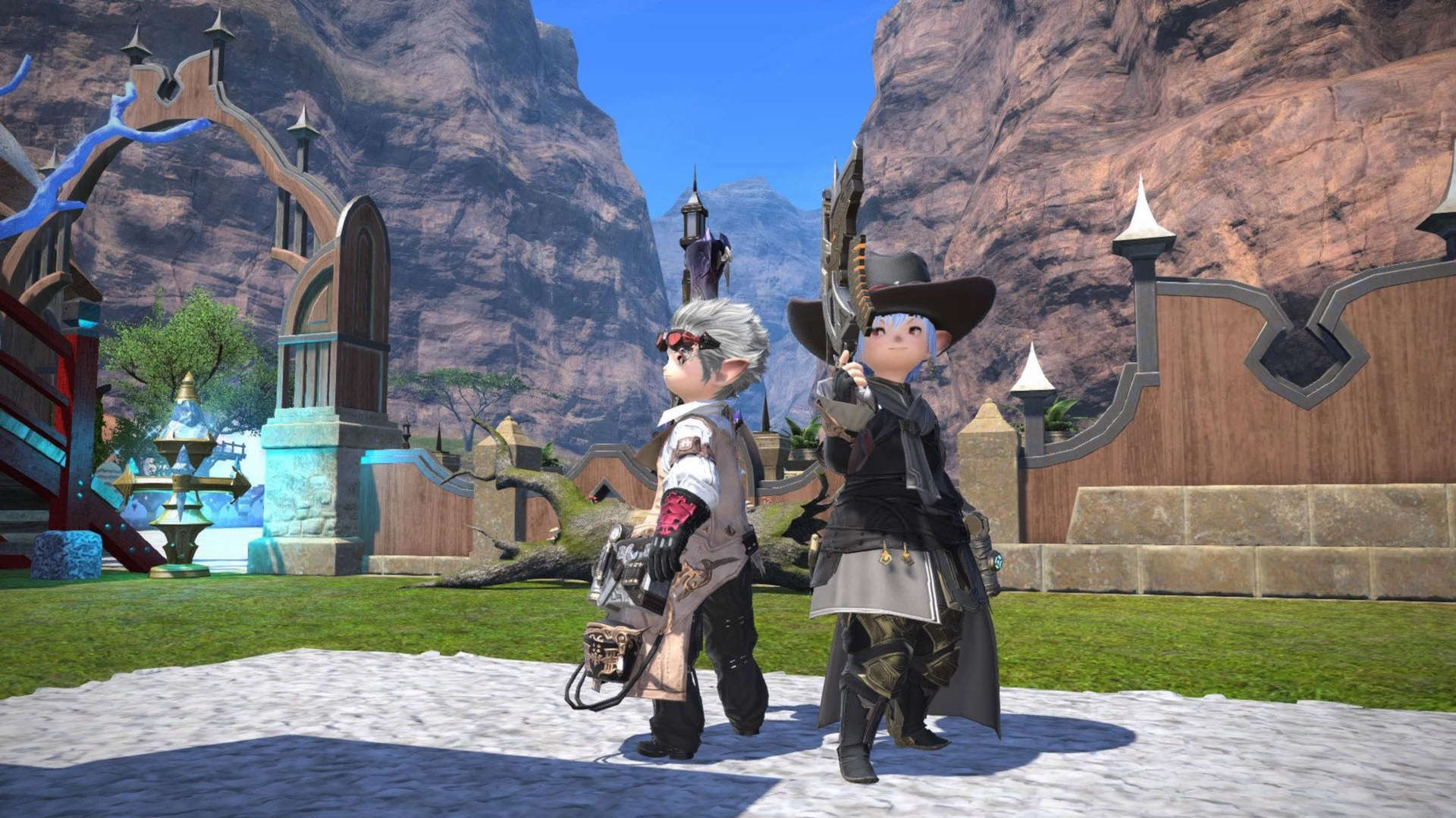 Ffxiv Races Guide Which Race To Choose In Final Fantasy 14 Pcgamesn