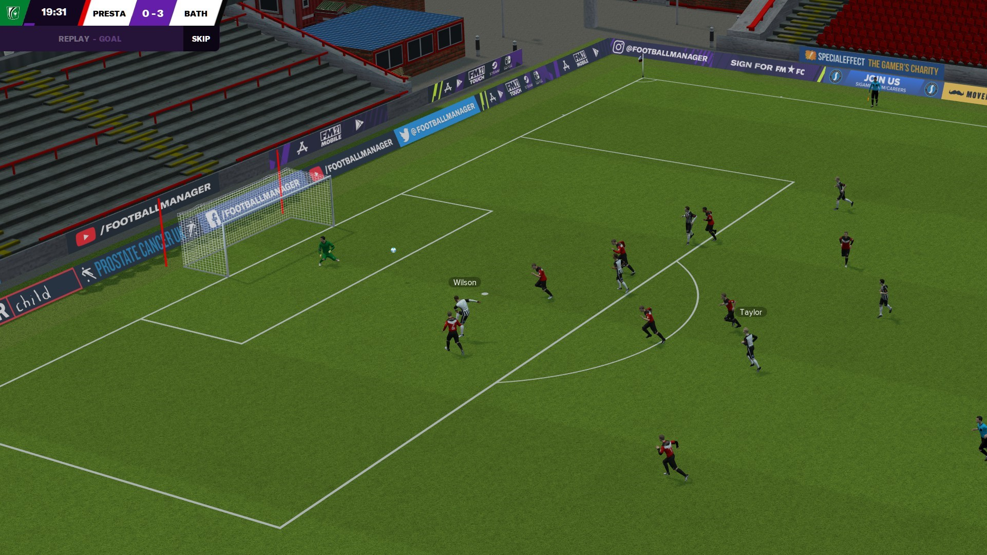 Football Manager has joined a social media boycott to protest online abuse