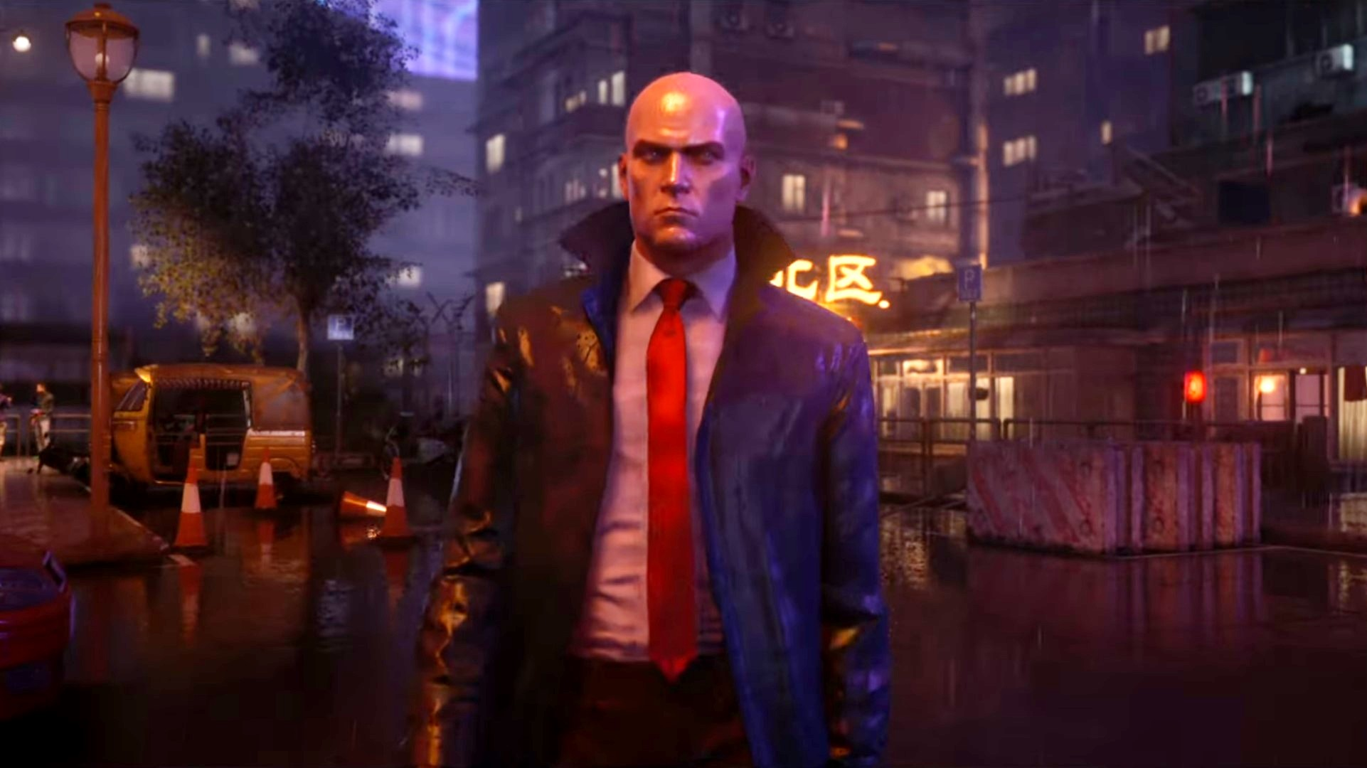 Hitman 3's new Chongqing level looks stunning in its new game engine