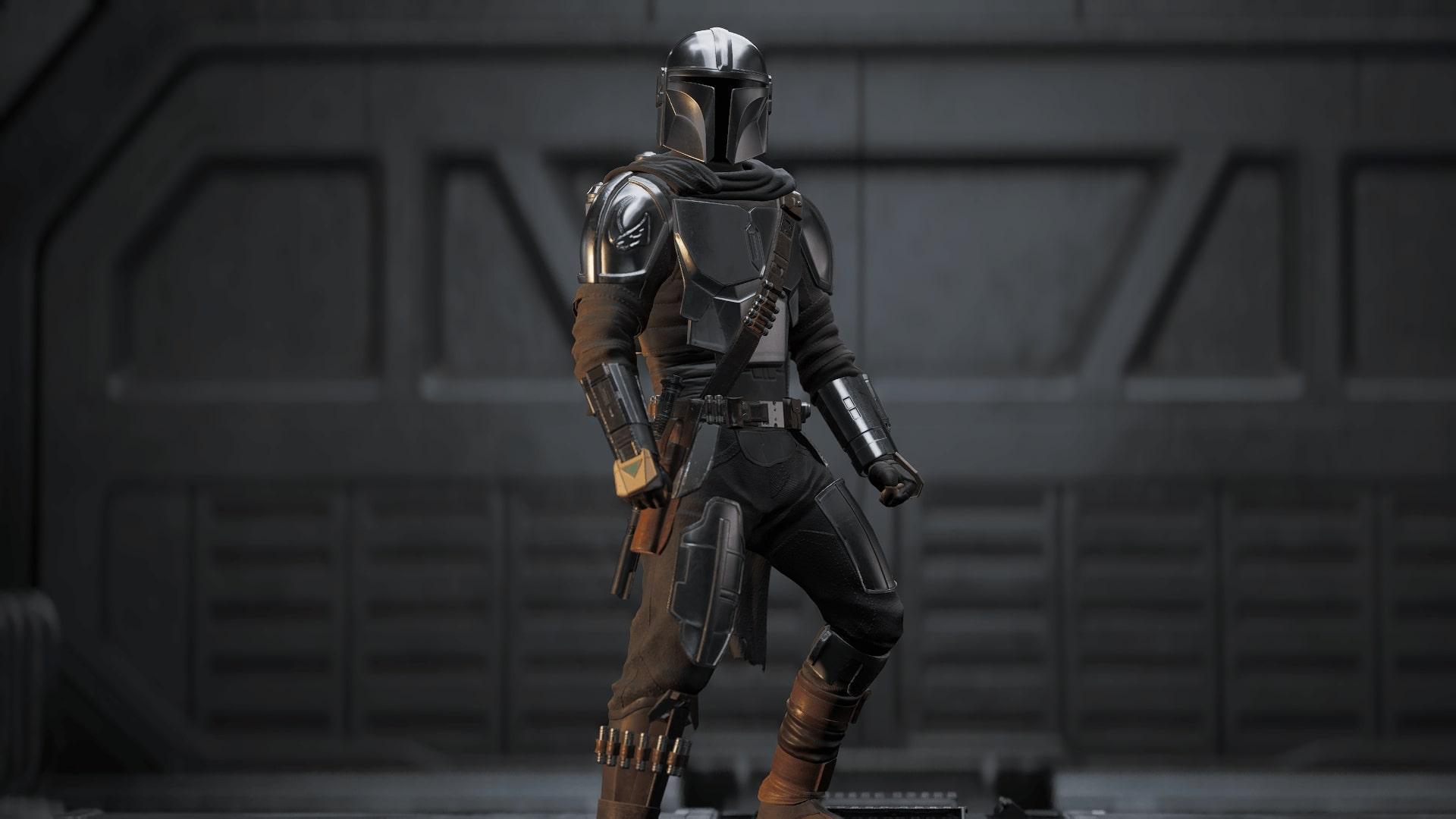 Star Wars Jedi: Fallen Order modders have recreated The Mandalorian