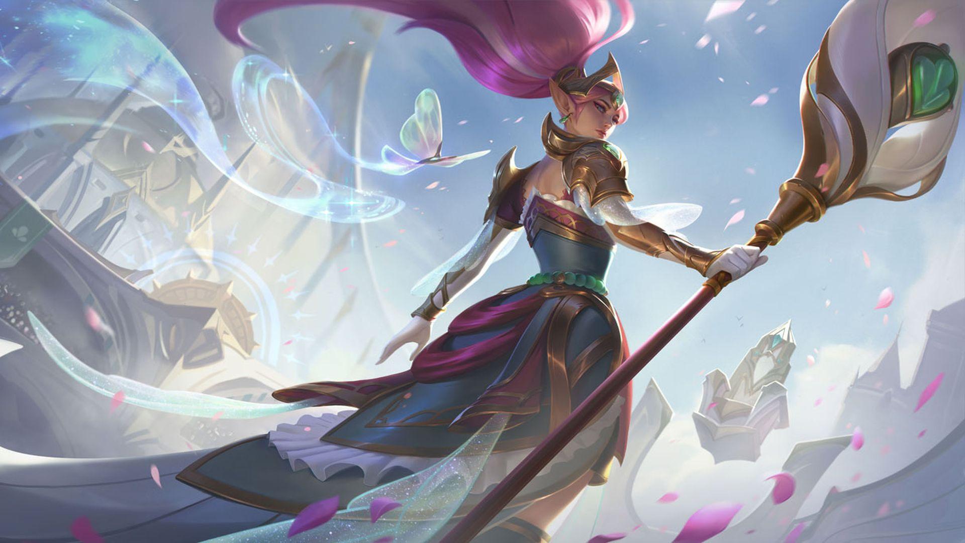 Queen of Legends