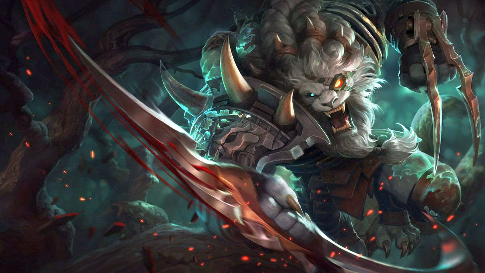 """League of Legends' Rengar changes aiming to """"ease pain points"""", open him to jungle"""