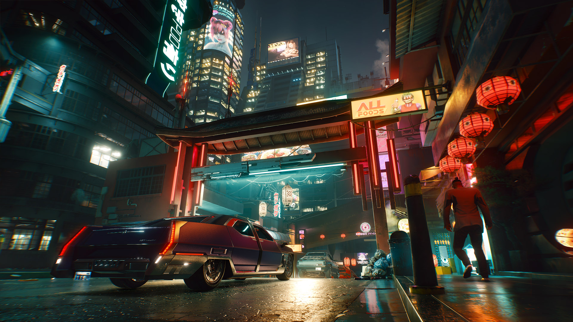 This Cyberpunk 2077 mod lets you try out DLSS 2.2 early