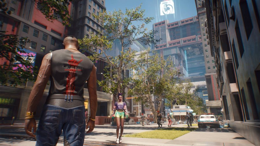 These people are not Cyberpsychos in Cyberpunk 2077, but may be people who called in the sightings.