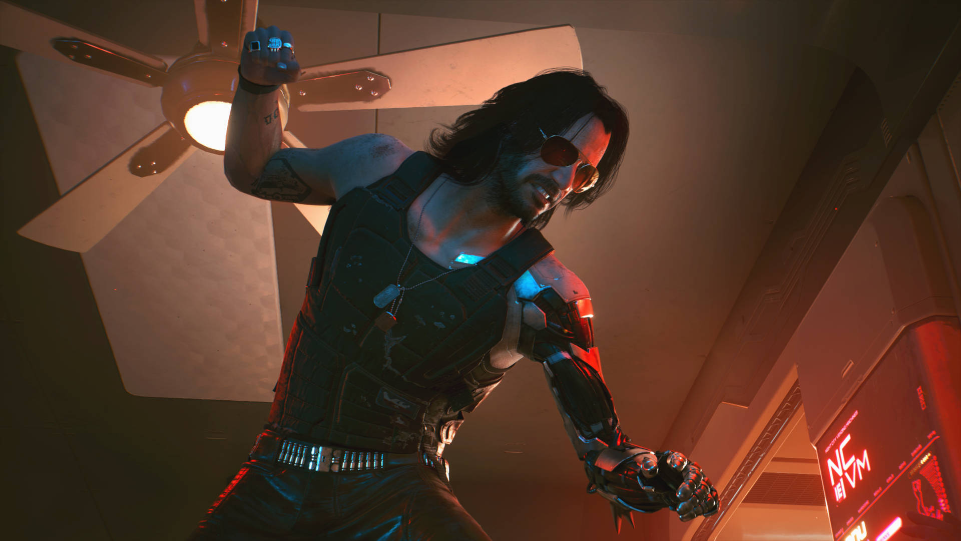 How to get Johnny Silverhand's pistol in Cyberpunk 2077