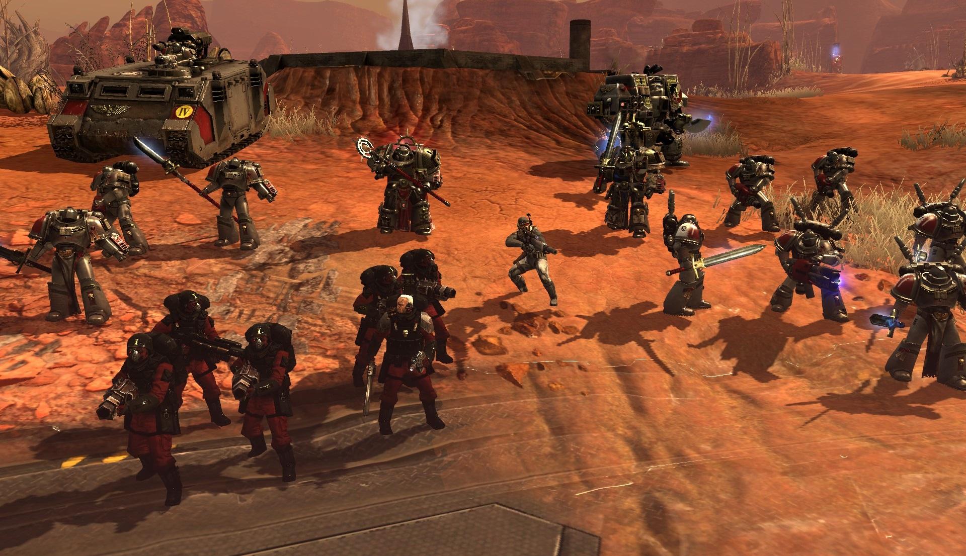 Dawn Of War 2 Retribution Graphics Mod