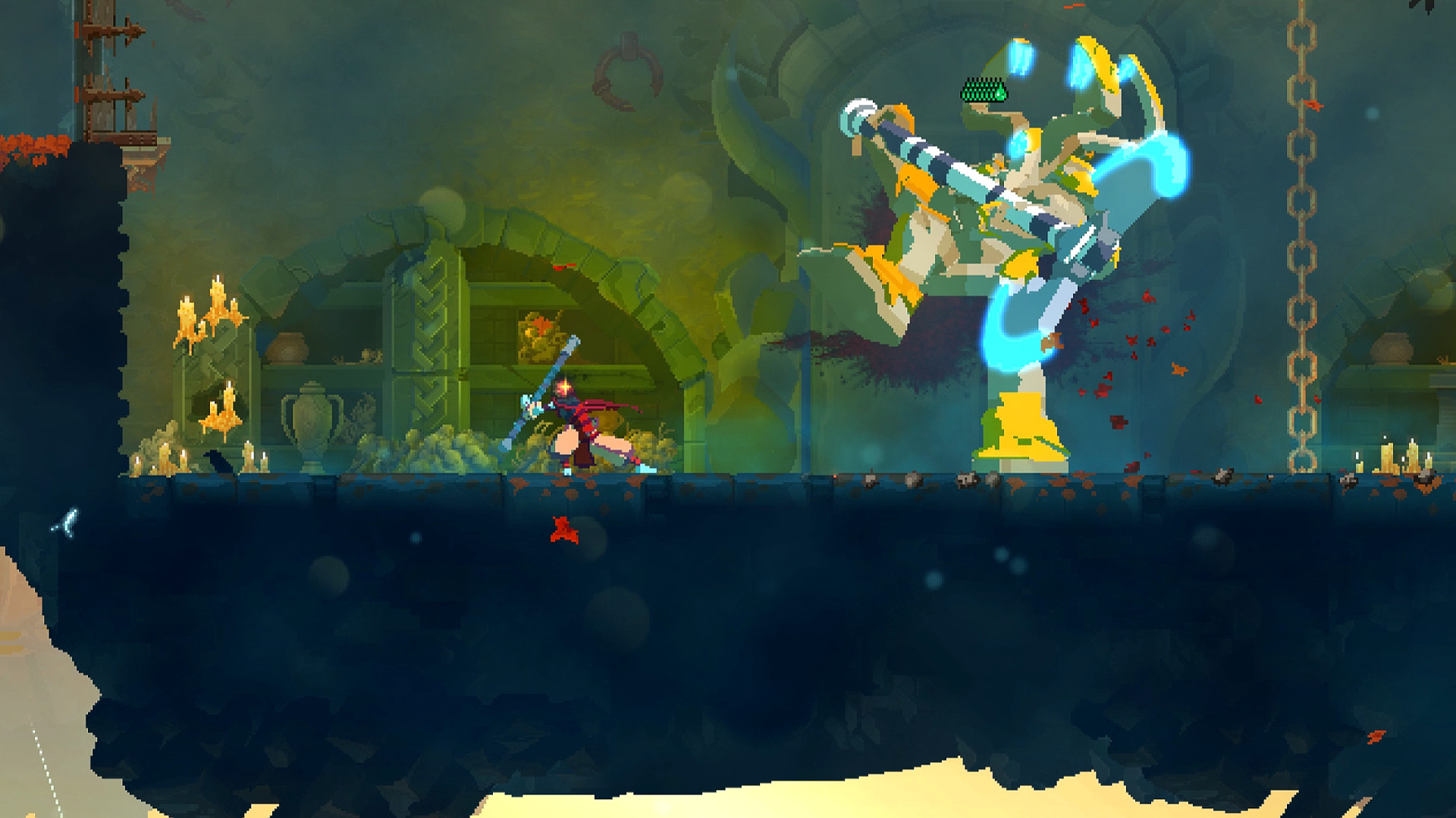 "Dead Cells gets Fatal Falls DLC early next year – $5 for a ""significant amount of new content"""