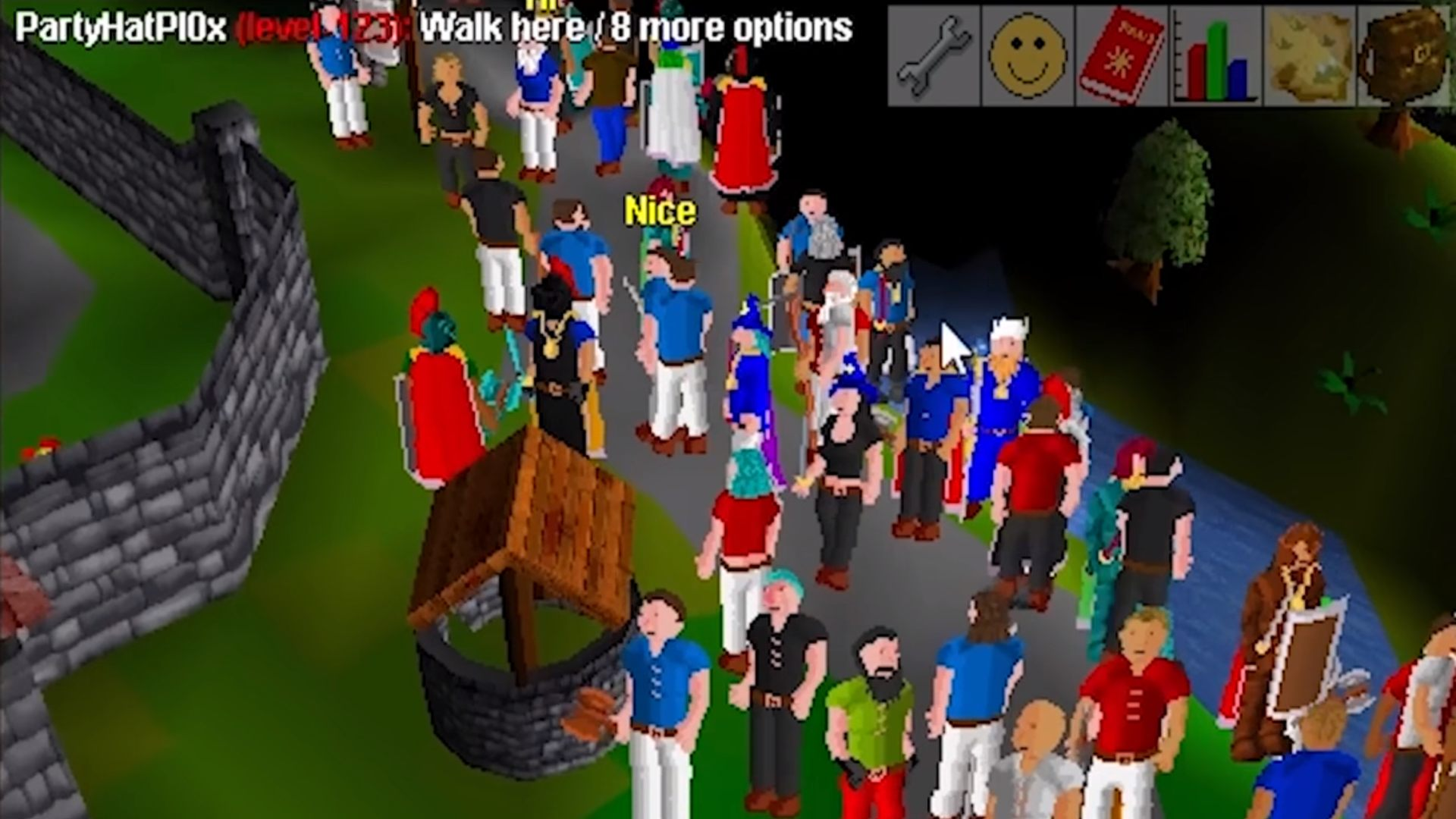 Runescape Christmas 2021 How Runescape S Party Hat Became So Valuable Pcgamesn