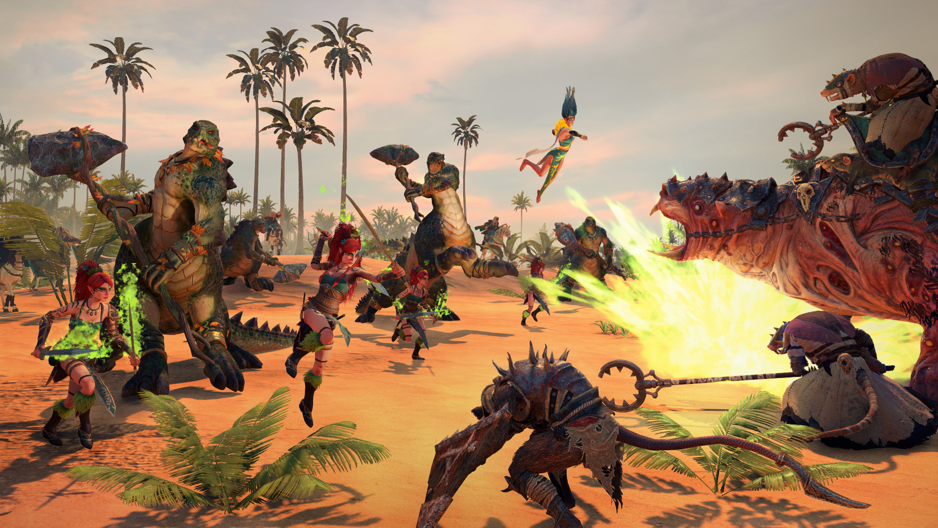 The best Total War: Warhammer 2 DLC
