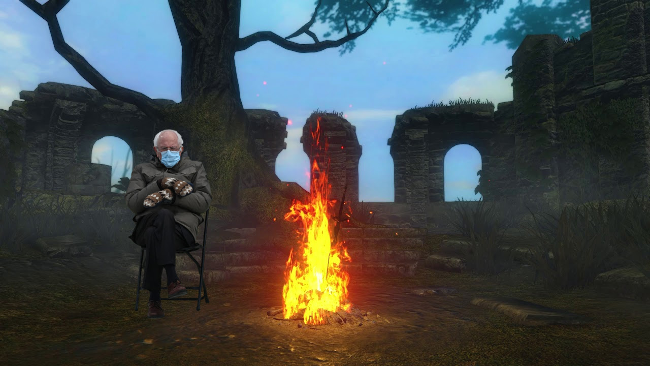 Bernie Sanders joins Skyrim, Dark Souls, Resident Evil 7 and more with these modes