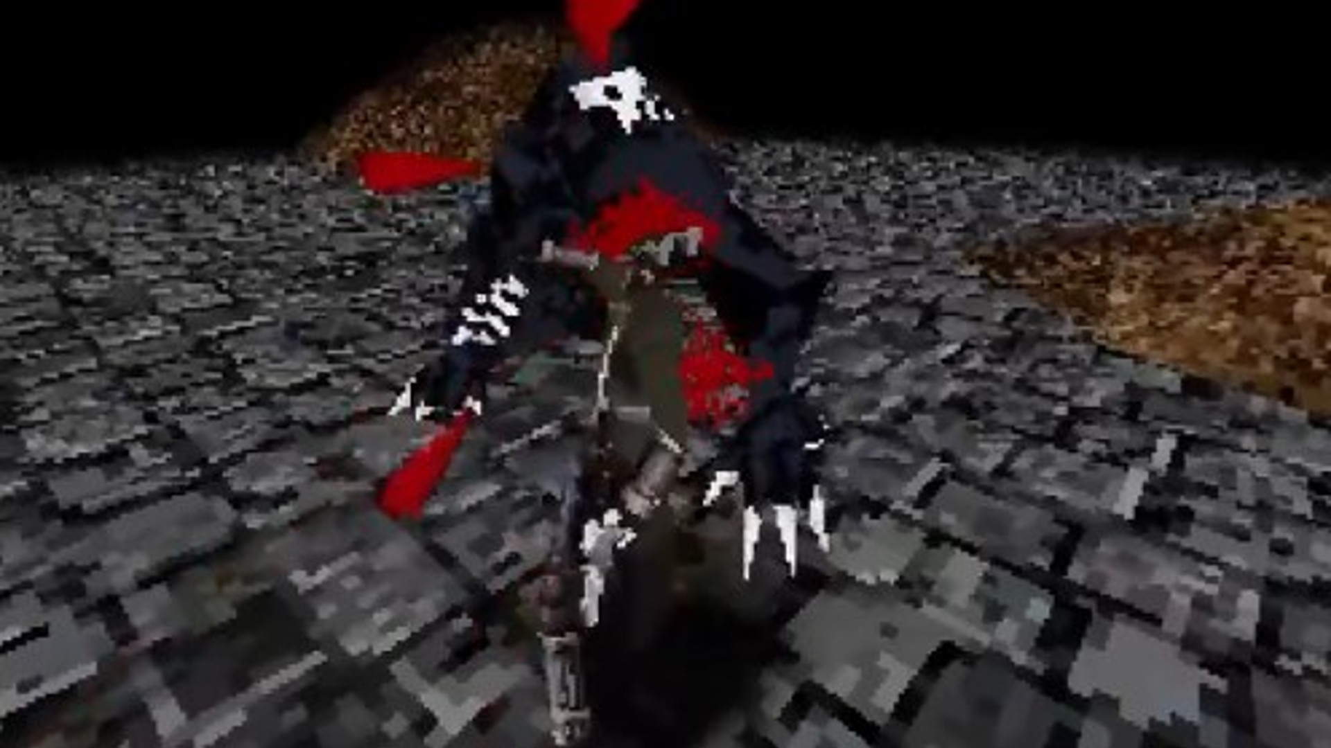 Bloodborne's being remade as a PS1 game