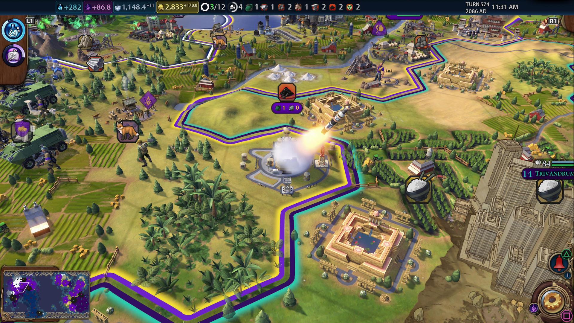 Civilization 6's free Barbarians update is out now