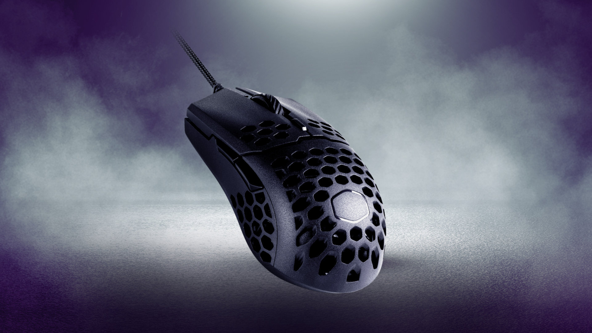 Save 20% off Cooler Master's lightweight gaming mouse