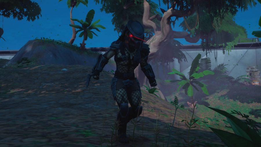 Fortnite Predator location