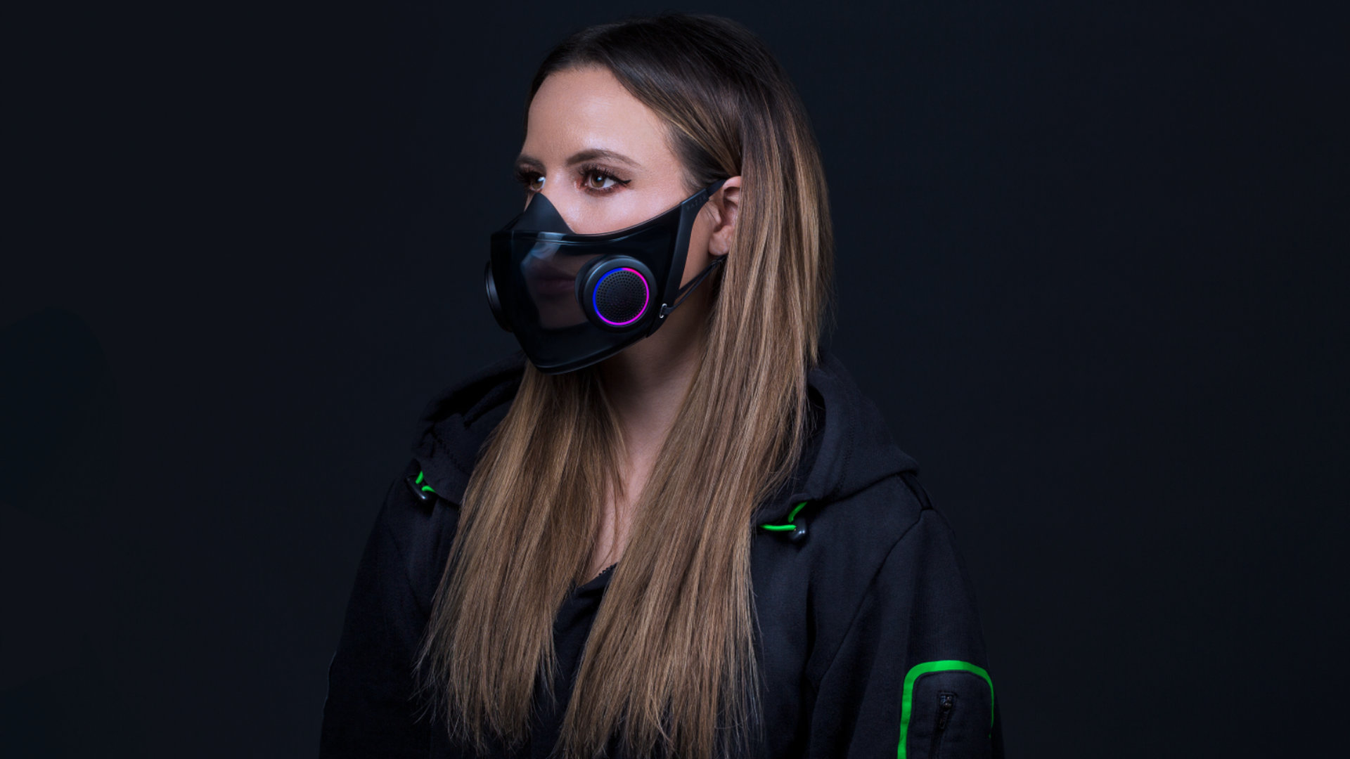 Razer's new face mask looks like it's straight out of The Division