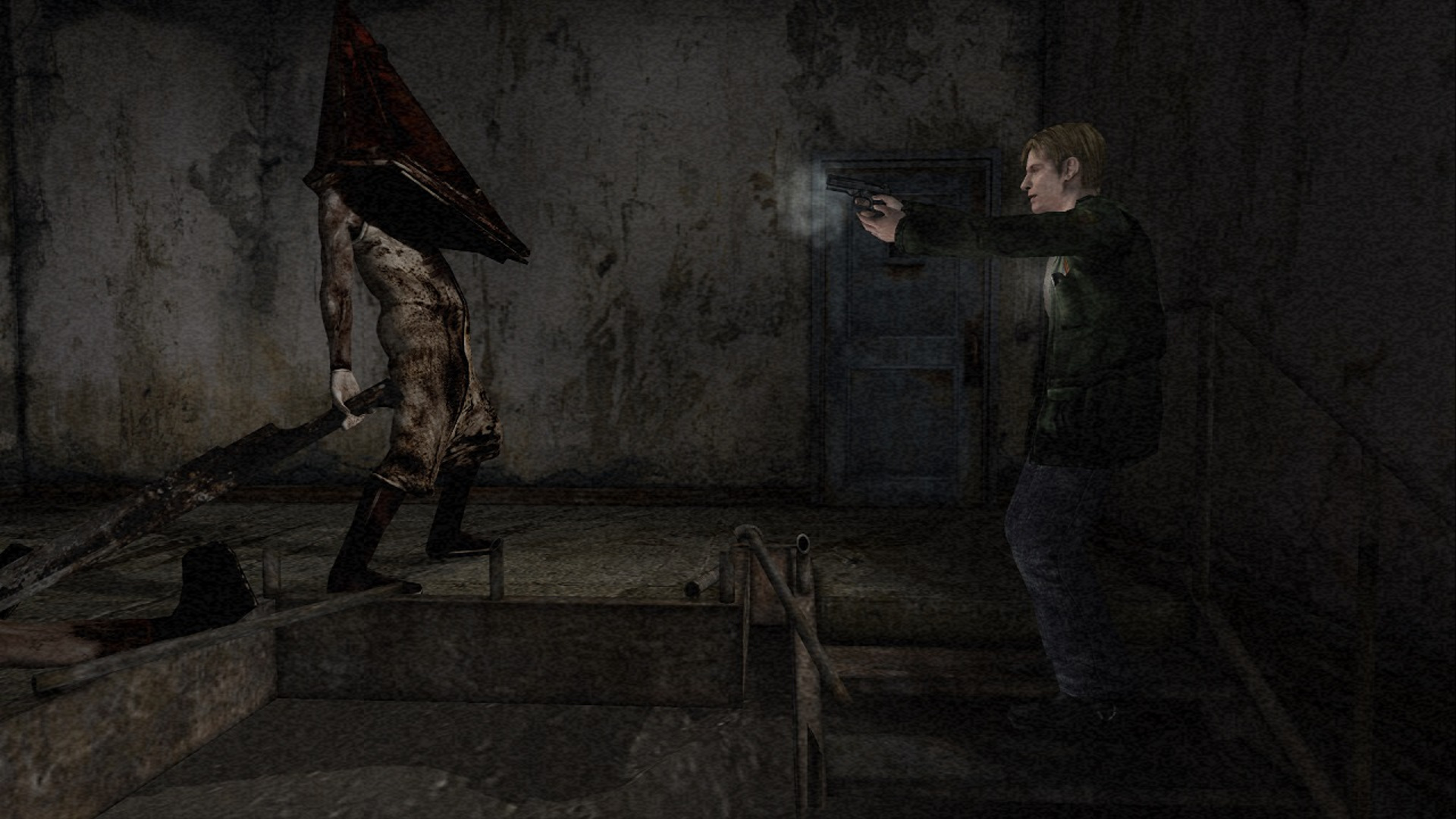 Actually, Silent Hill 2 takes place in the late '70s or early '80s