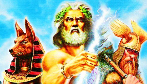 Age of Mythology remaster
