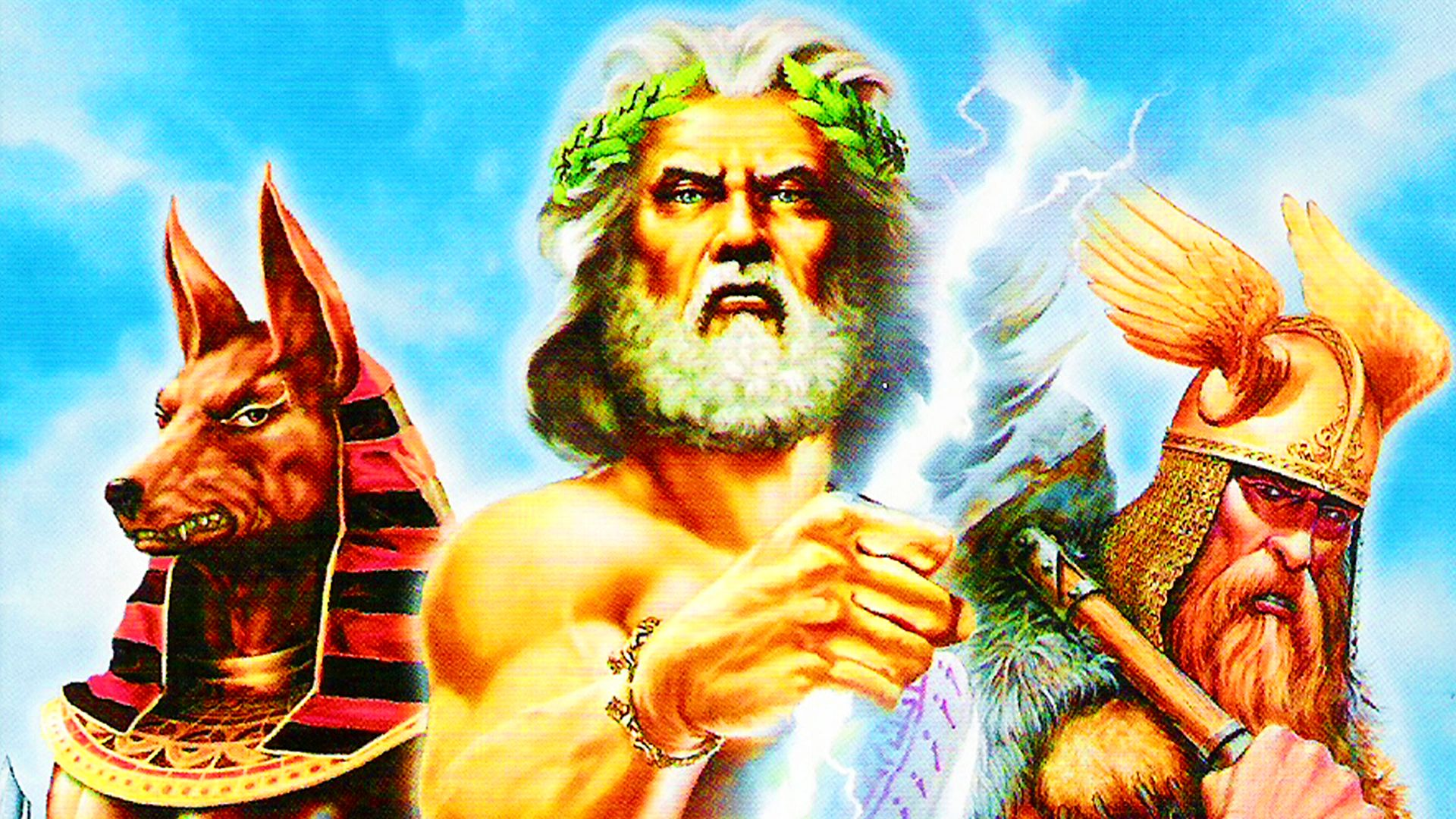 Nevermind Age of Empires, we need an Age of Mythology remaster