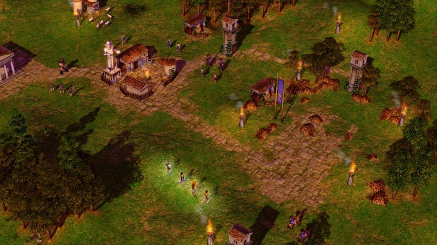 Remasterisé Age of Mythology - Battlefield