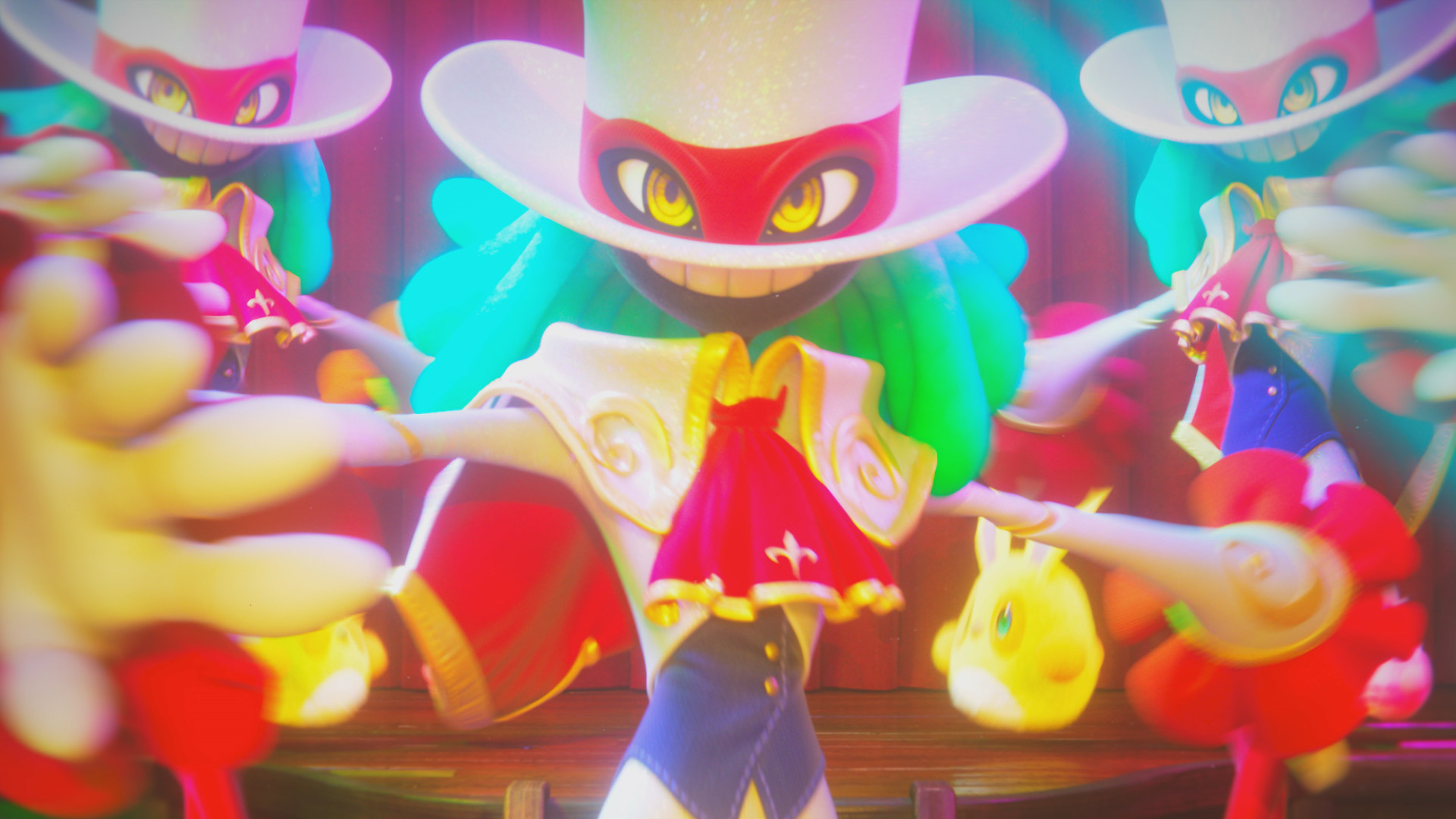 The new platformer from Sonic the Hedgehog creators gets a free Steam demo next week