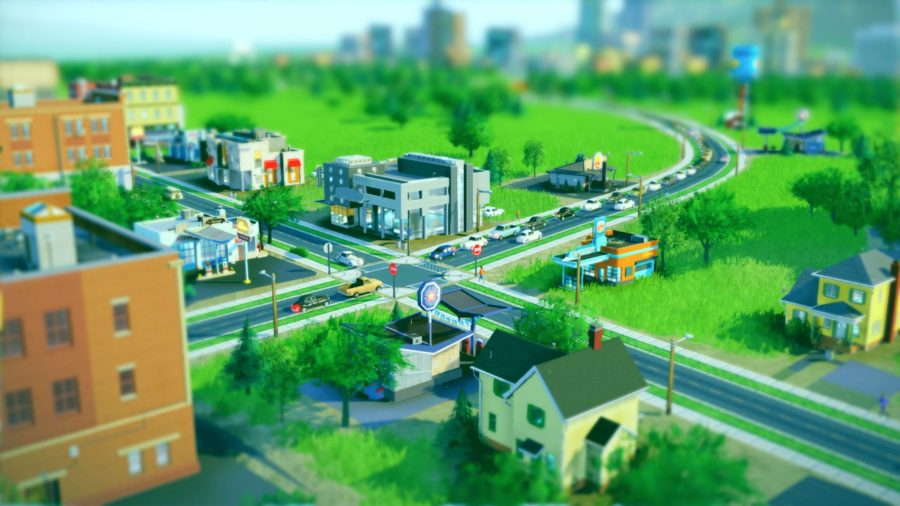 City builders and stories