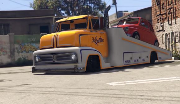 The latest car you can get in GTA Online